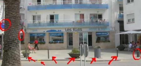 Hotel les illes estartit denuncia dalmau